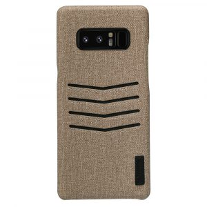 Galaxy Note 8-Classy Case-Brown